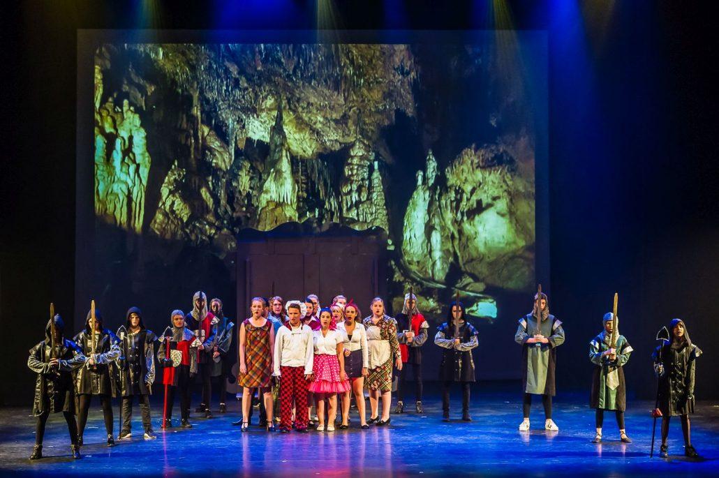Talenten Theater Eindvoorstelling 2017